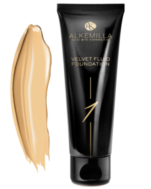 Fondotinta Velvet Fluid Foundation 01