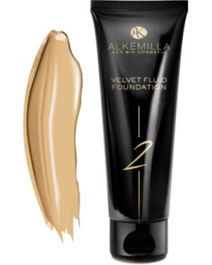Fondotinta Velvet Fluid Foundation 02