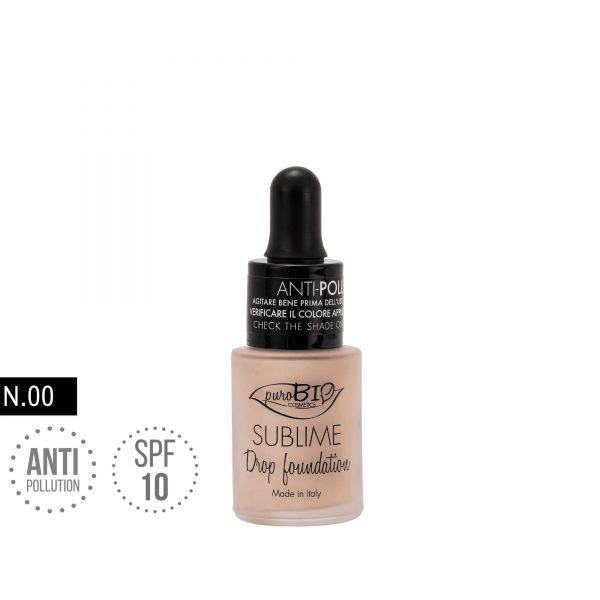 Sublime Drop Foundation 00